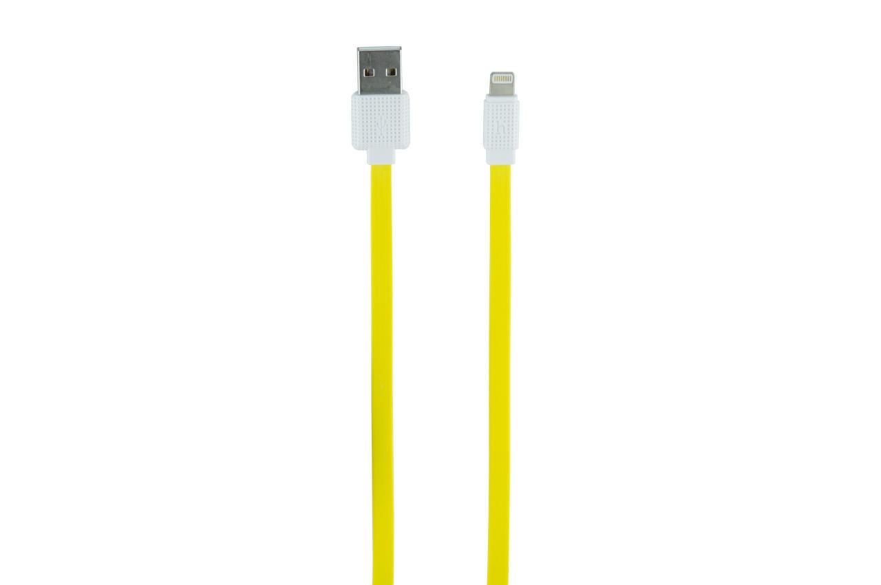 Кабель Lightning Hoco - UPL18 1,2 м Yellow 1