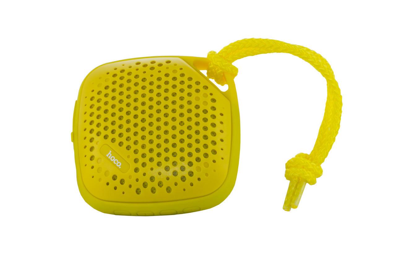 Портативеая колонка Hoco - BS1 Yellow 1
