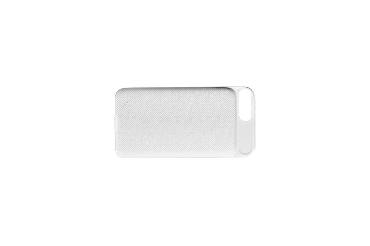 Повербанк-чехол Hoco - BW3 4000 mAh White для iPhone 6+/6s+/7+ 1