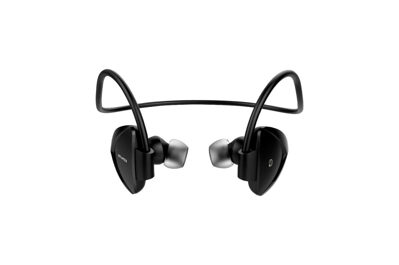 Наушники Bluetooth Awei - A840BL Black zoom 1