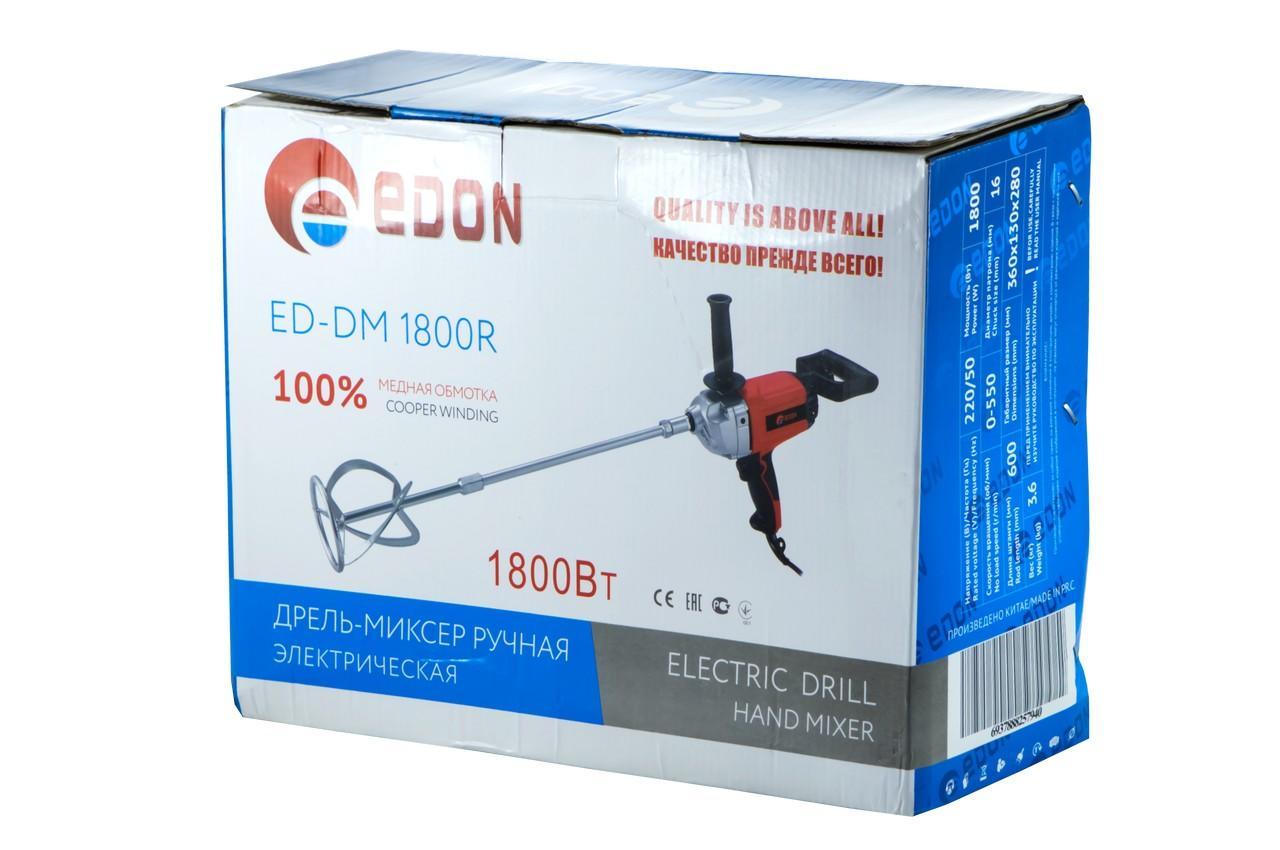 Миксер Edon - ED-DM 1800R 4