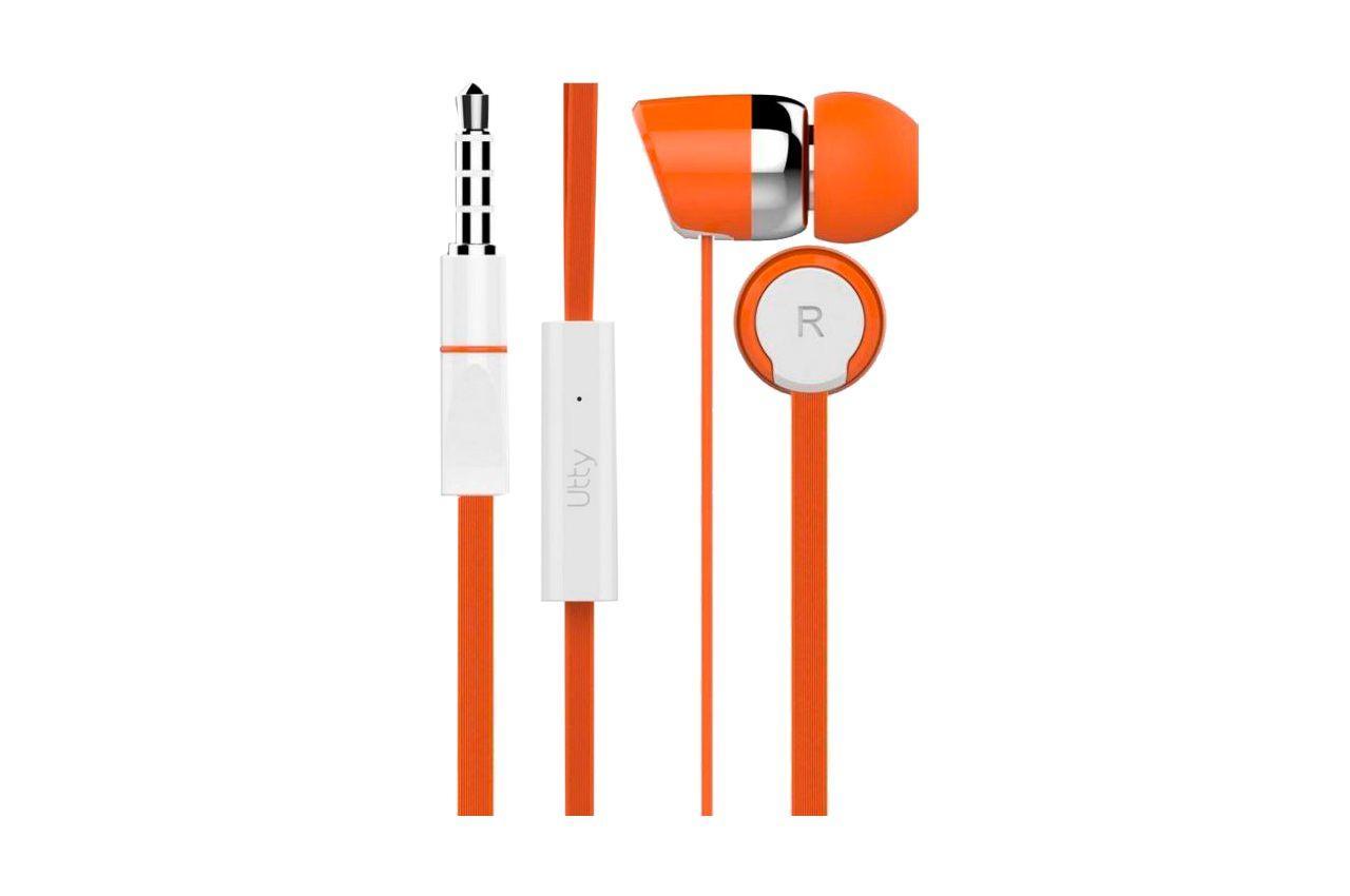 Наушники Celebrat - R20 Orange 1