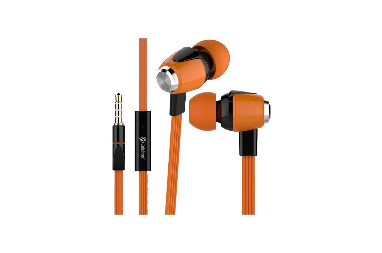 Наушники Celebrat - S30 Orange 1