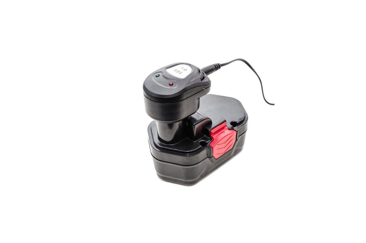 Шуруповерт аккумуляторный Intertool - 18В DT-0312 2