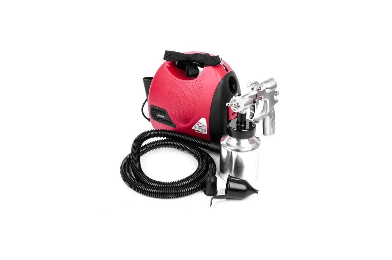 Краскопульт электрический HVLP Intertool - 600Вт x 1000 мл 2