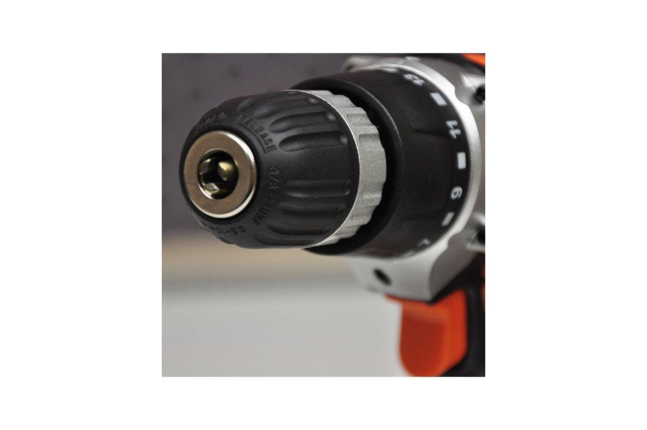 Шуруповерт аккумуляторный Intertool - Storm 18В WT-0318 7