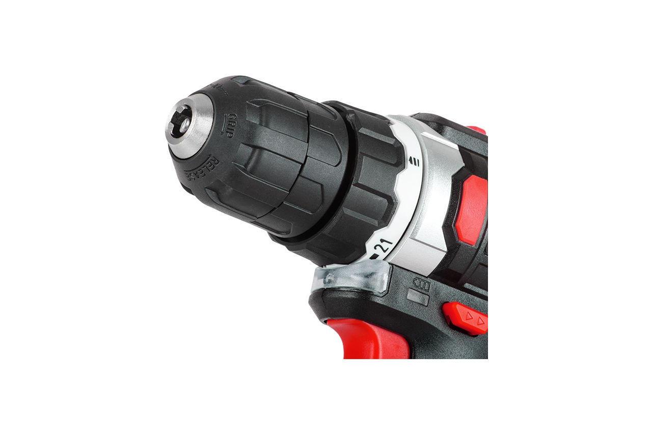 Шуруповерт аккумуляторный Intertool - 18 В SemiPRO WT-0314 6