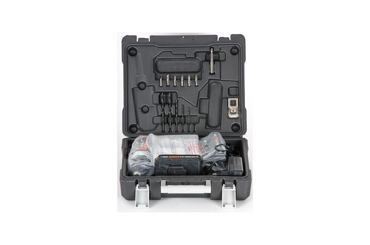 Шуруповерт аккумуляторный Intertool - 18 В SemiPRO WT-0314 11