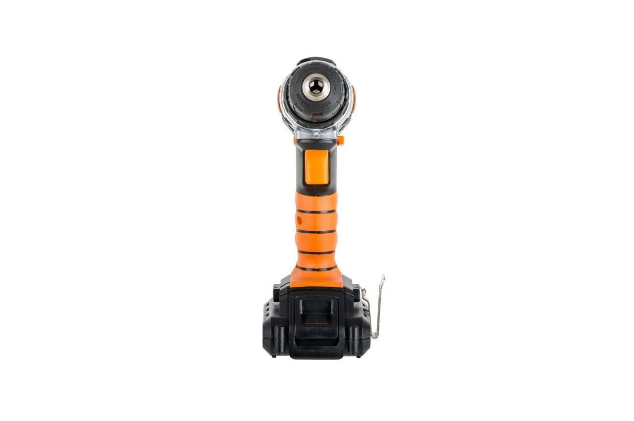 Шуруповерт аккумуляторный Intertool - Storm 18В WT-0314 3