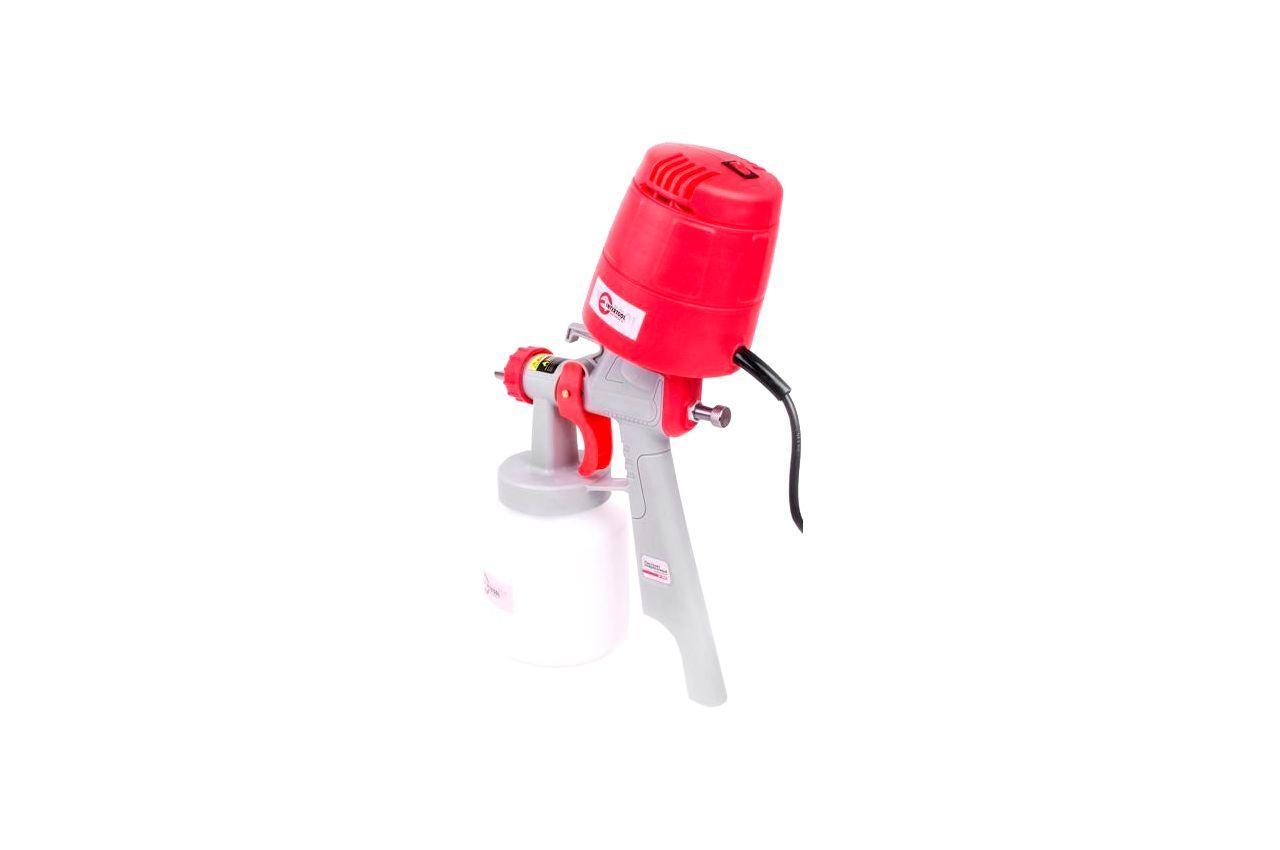 Краскопульт электрический HVLP Intertool - 450Вт x 1000 мл 1