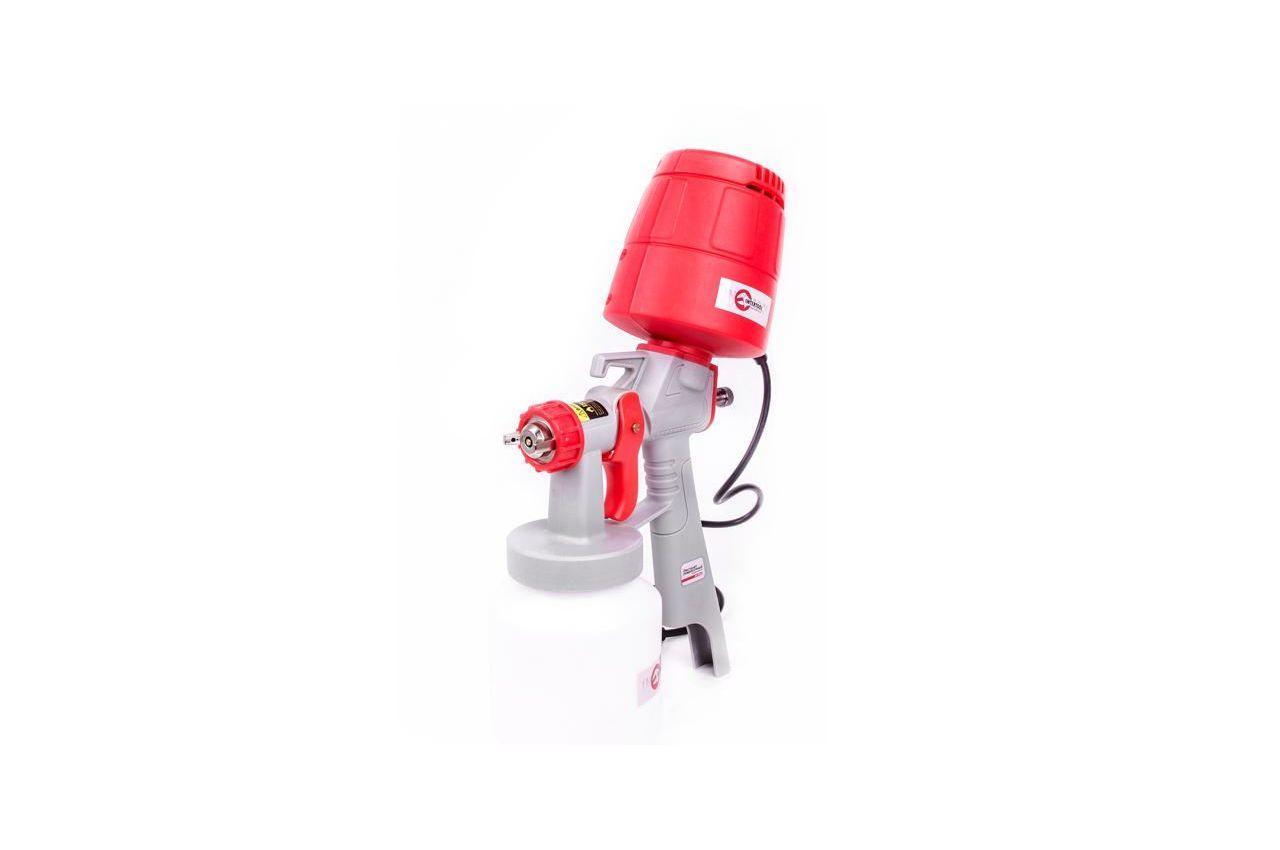 Краскопульт электрический HVLP Intertool - 450Вт x 1000 мл 4
