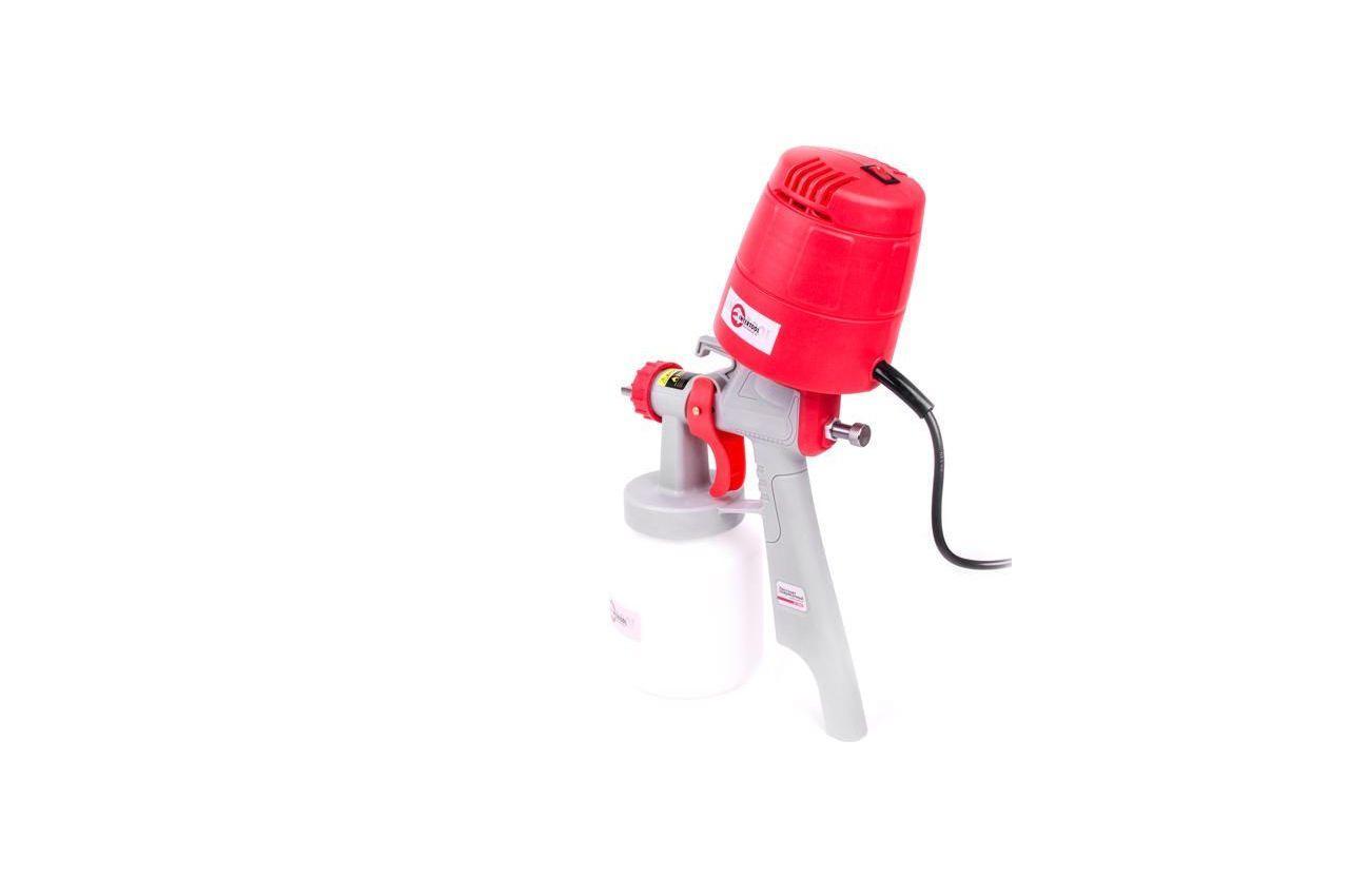 Краскопульт электрический HVLP Intertool - 450Вт x 1000 мл 5
