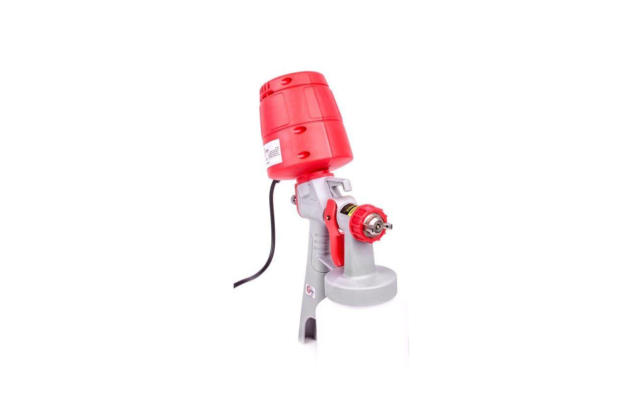 Краскопульт электрический HVLP Intertool - 450Вт x 1000 мл 6