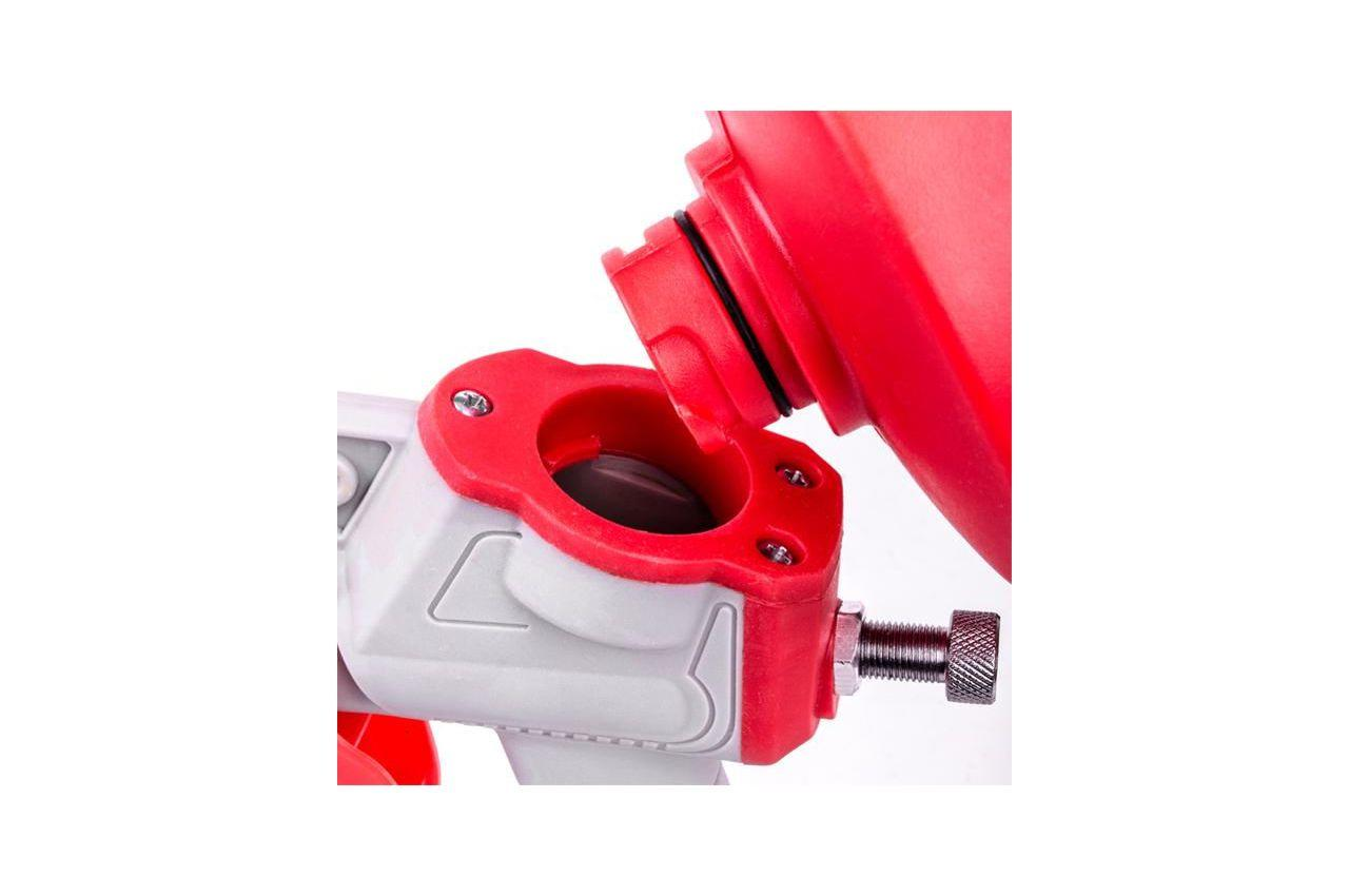 Краскопульт электрический HVLP Intertool - 450Вт x 1000 мл 8