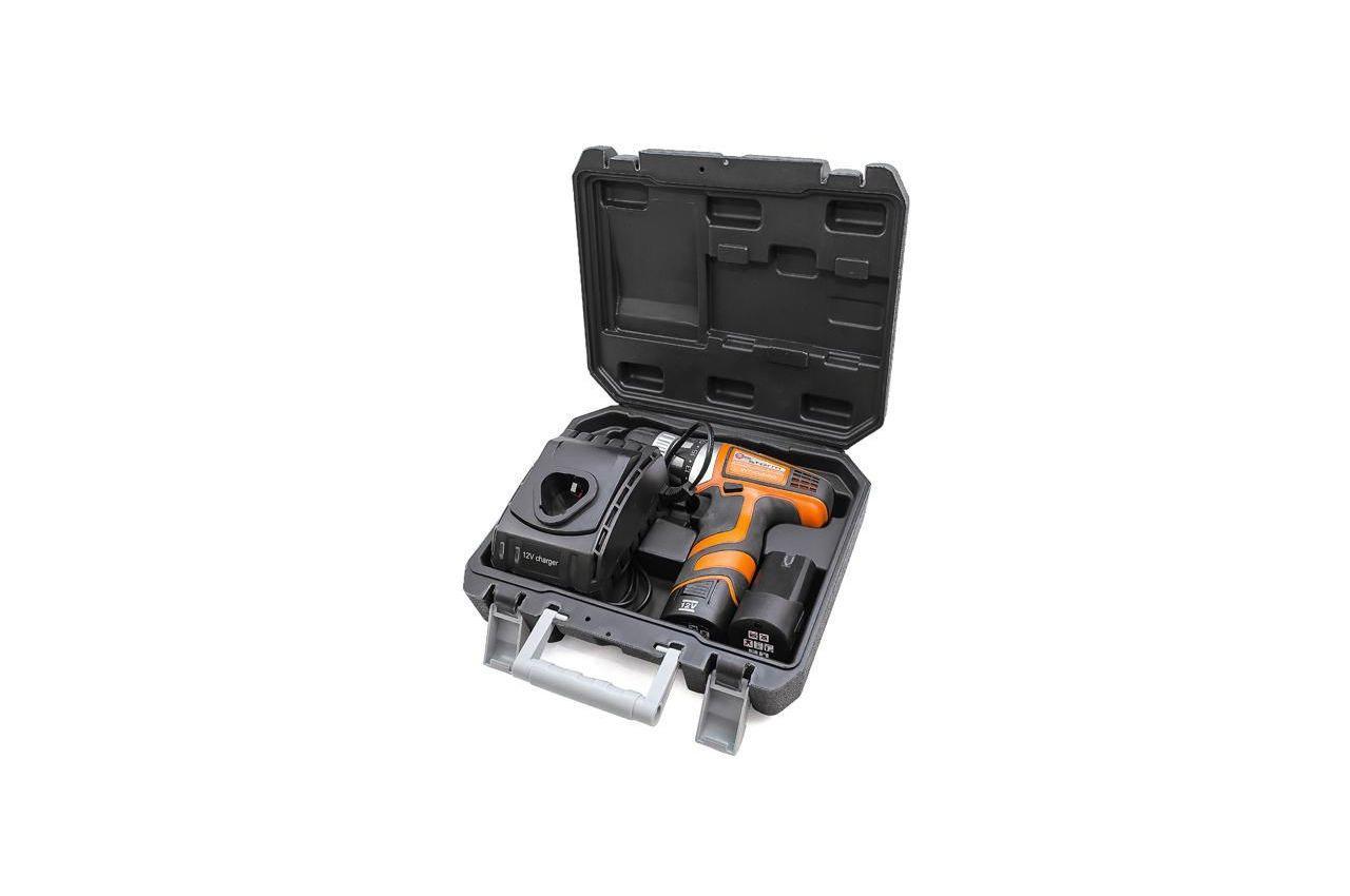 Шуруповерт аккумуляторный Intertool - Storm 12В 12