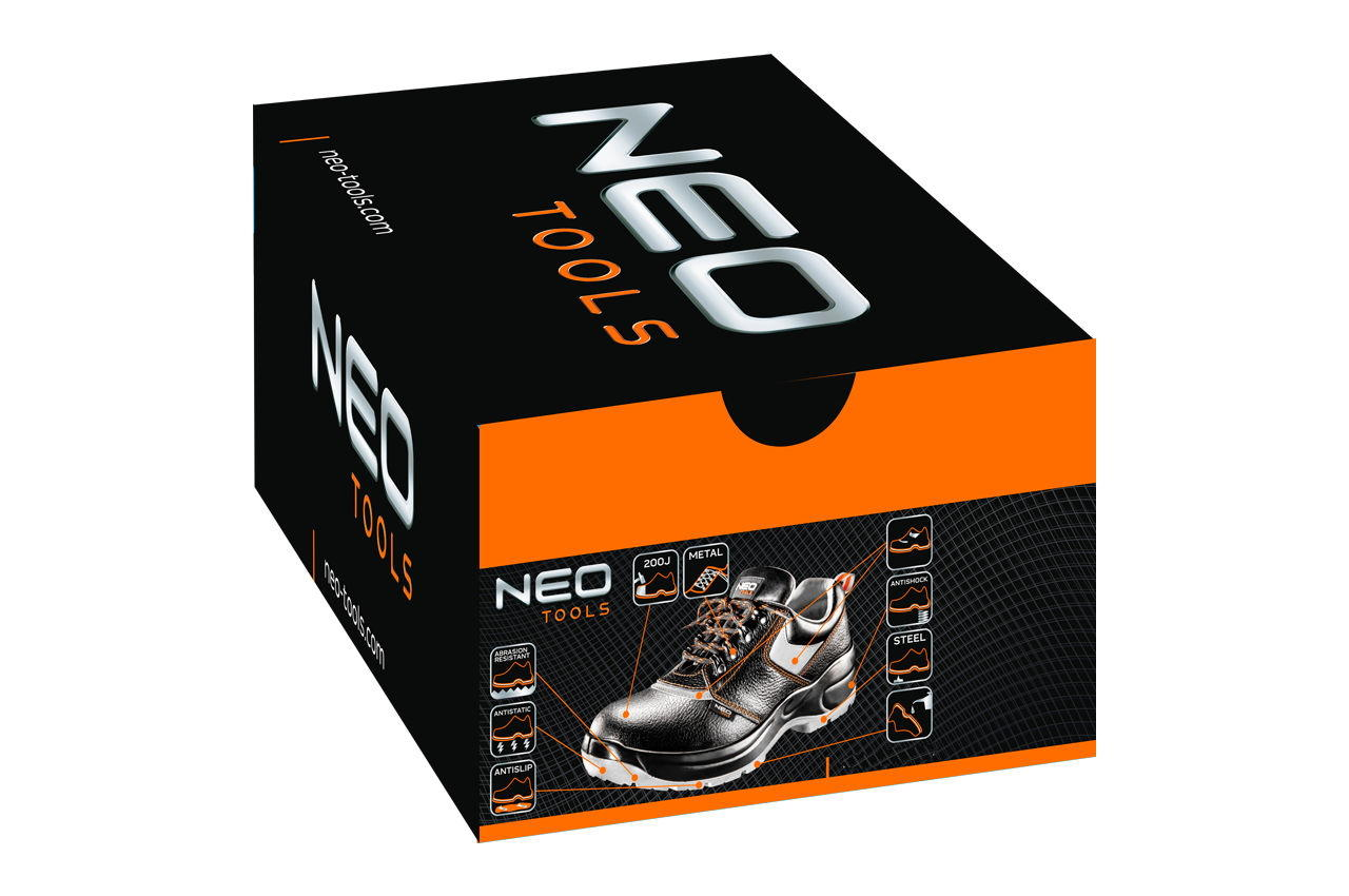 Полуботинки рабочие NEO - 44 82-015 3