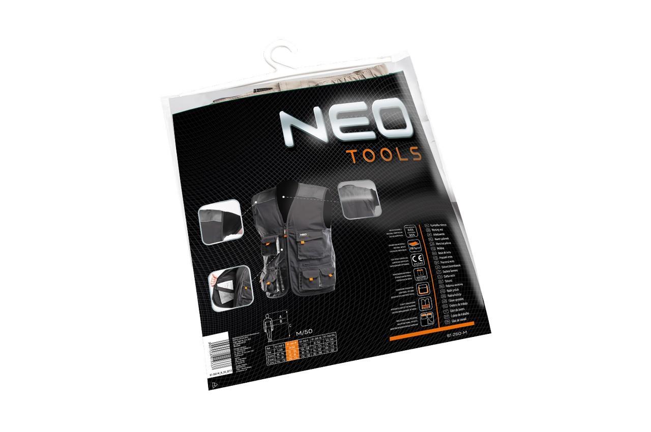 Жилет рабочий NEO - XL/56 4