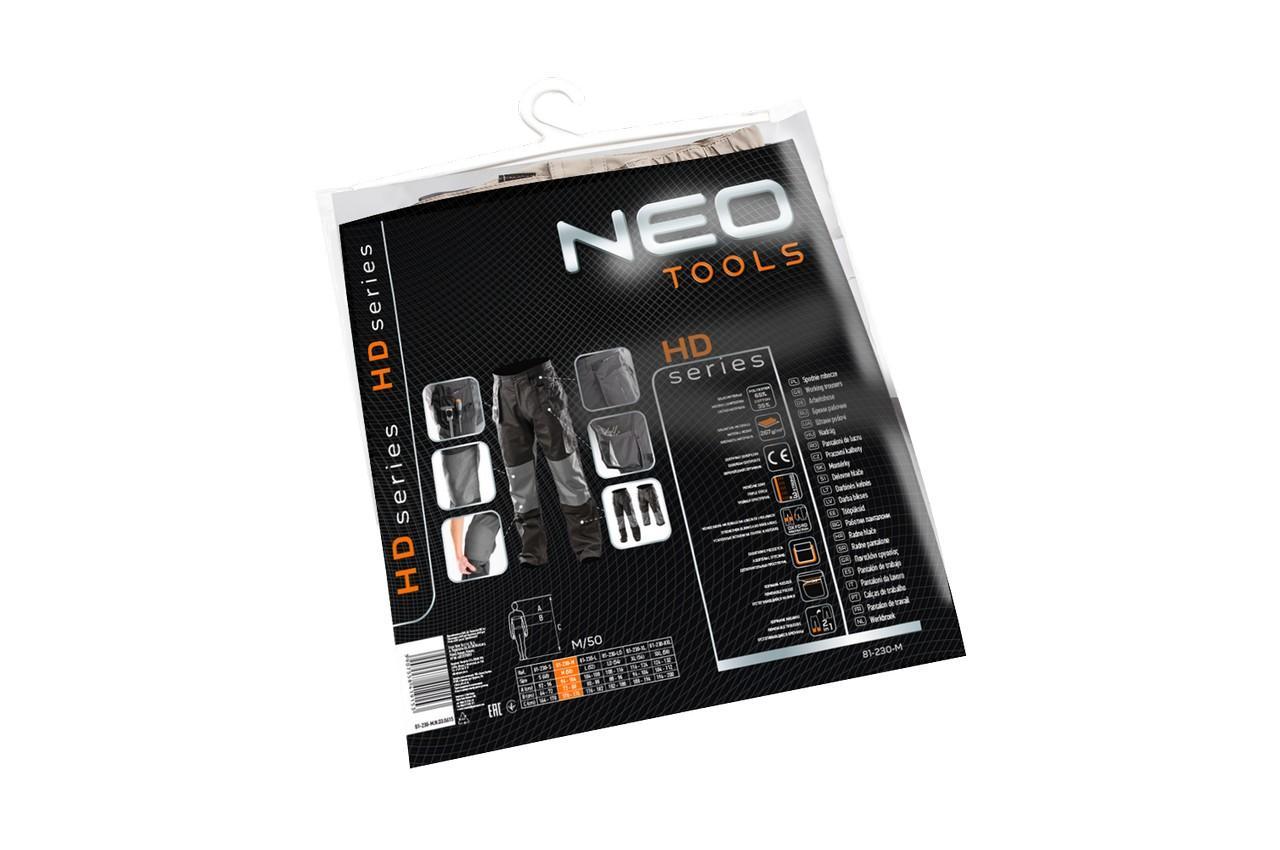 Брюки рабочие NEO - L/52 81-230-L 4