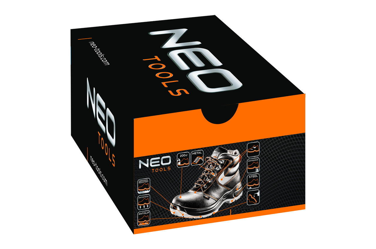 Ботинки рабочие NEO - 45 3