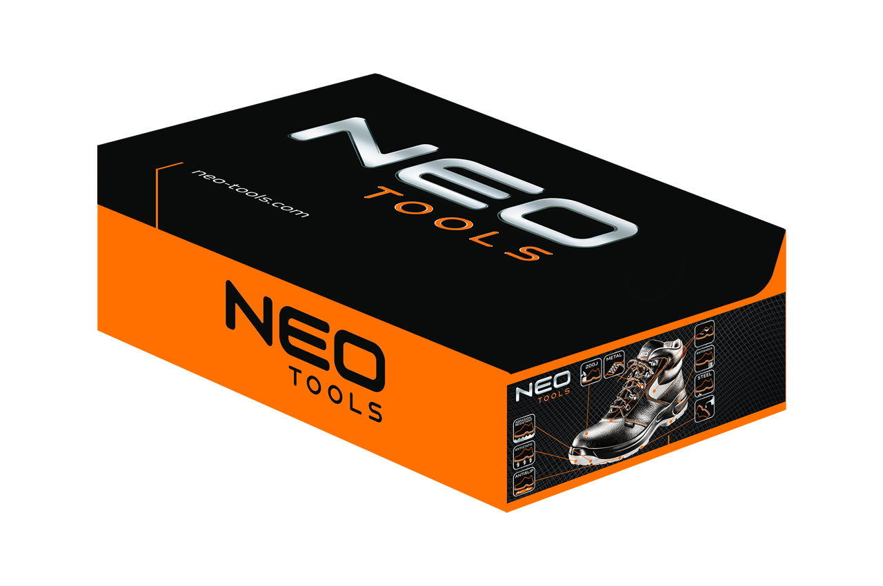 Ботинки рабочие NEO - 45 4