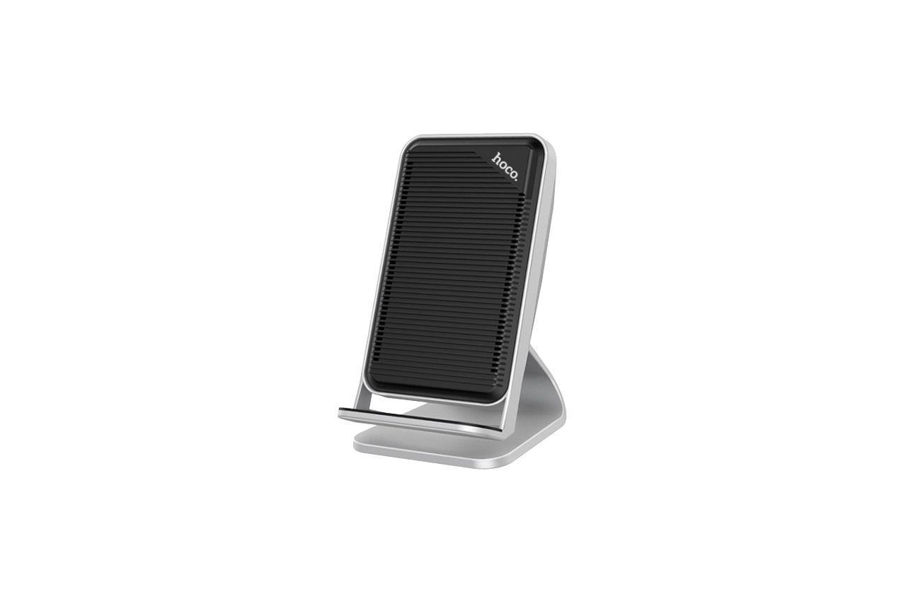 Беспроводное зарядное устройство Hoco - CW11 Silver 1
