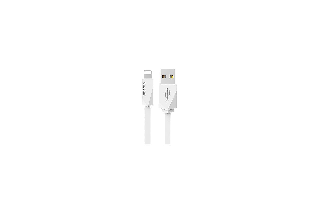 Кабель Lightning Usams - US-SJ083 1 м White 1