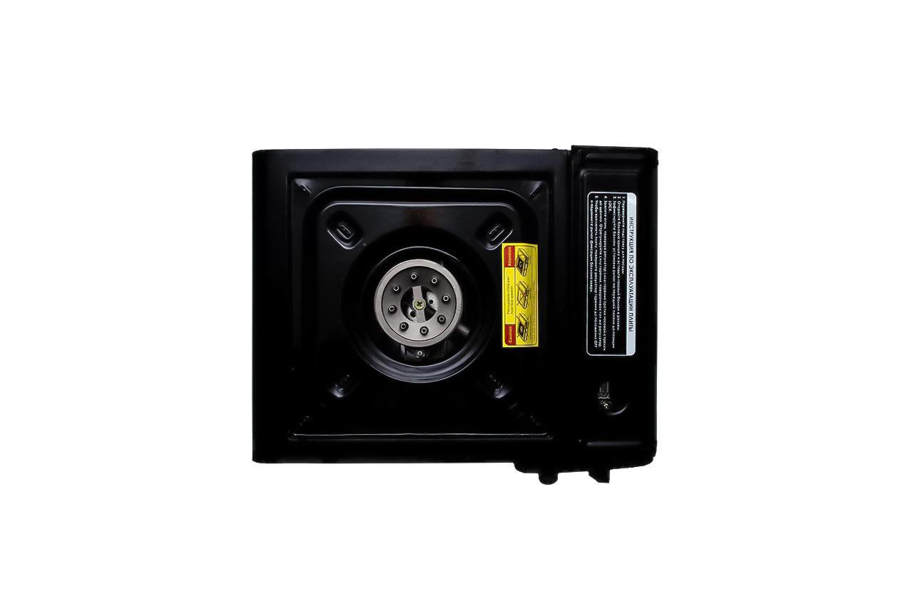 Плита газова портативна Intertool - 342 x 275 x 113 с адаптером 3