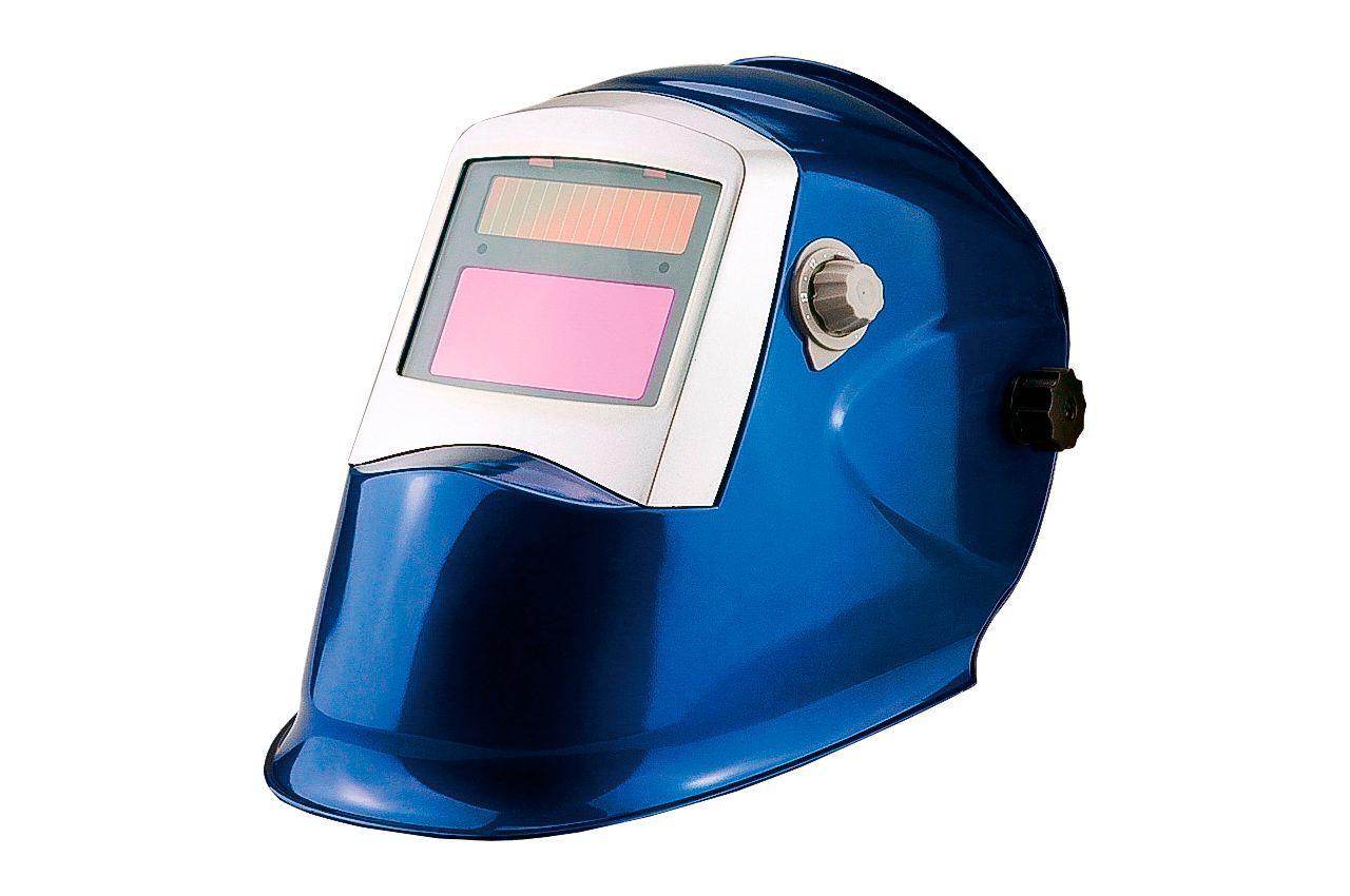 Маска сварочная Vita - хамелеон WH 8512 синяя 1