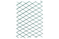 Сетка декоративная Клевер - 1,5 x 20 м (30 x 30 мм) т-зеленая