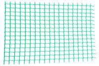 Сетка декоративная Клевер - 1,0 x 20м (13 x 13мм) зеленая