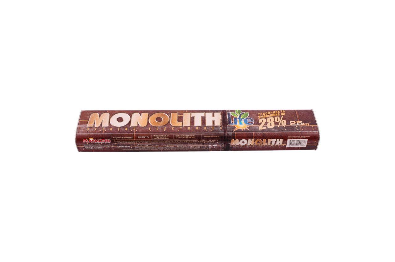Электроды PlasmaTec - Monolith (РЦ) 3 мм x 2,5 кг 1