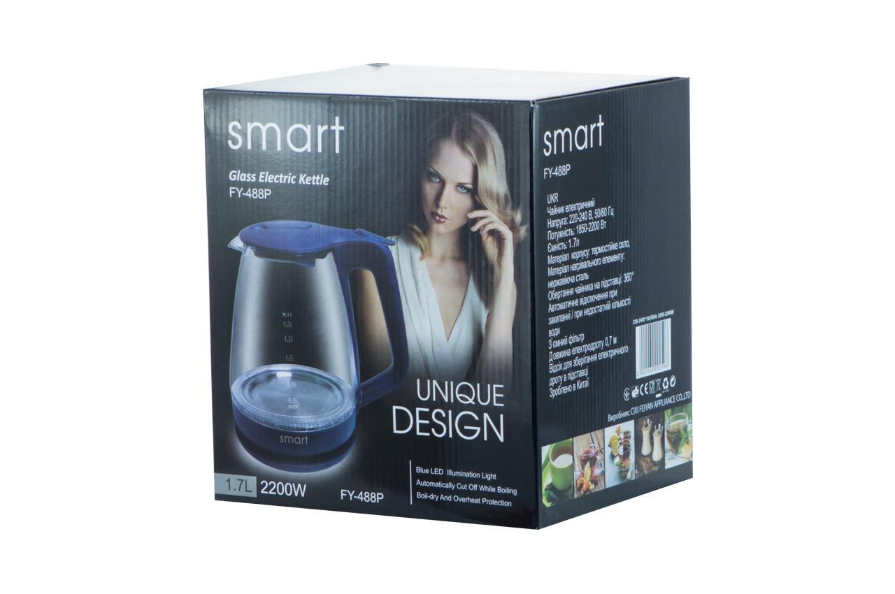 Электрочайник Smart - [FY-488] 3