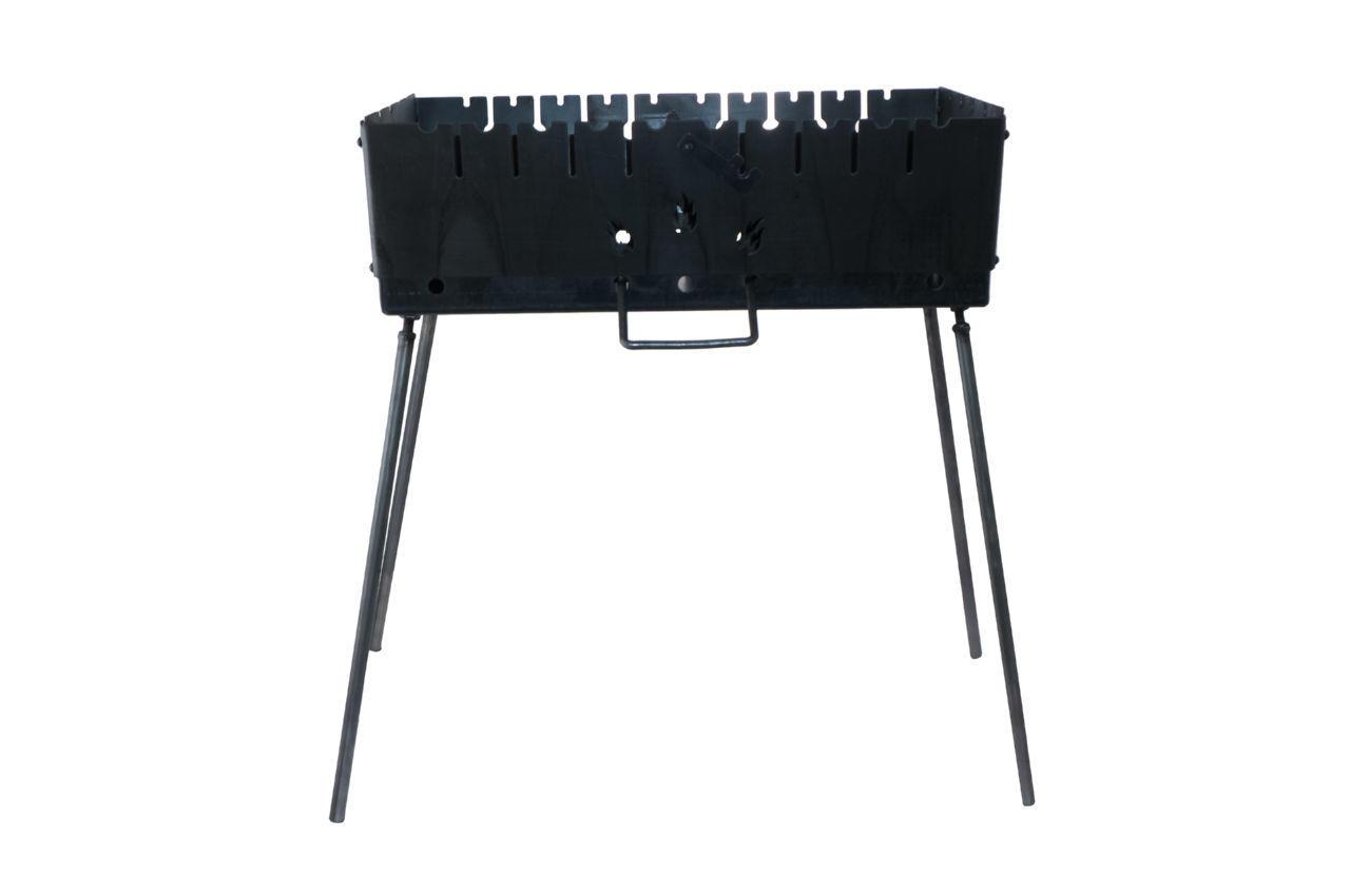 Мангал-чемодан DV - 8 шп. x 3 мм (горячекатаный) 2