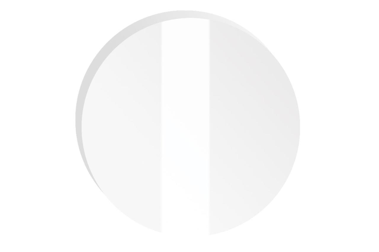 Стекло для сварочной маски Vita - 49,5 мм, прозрачное 1