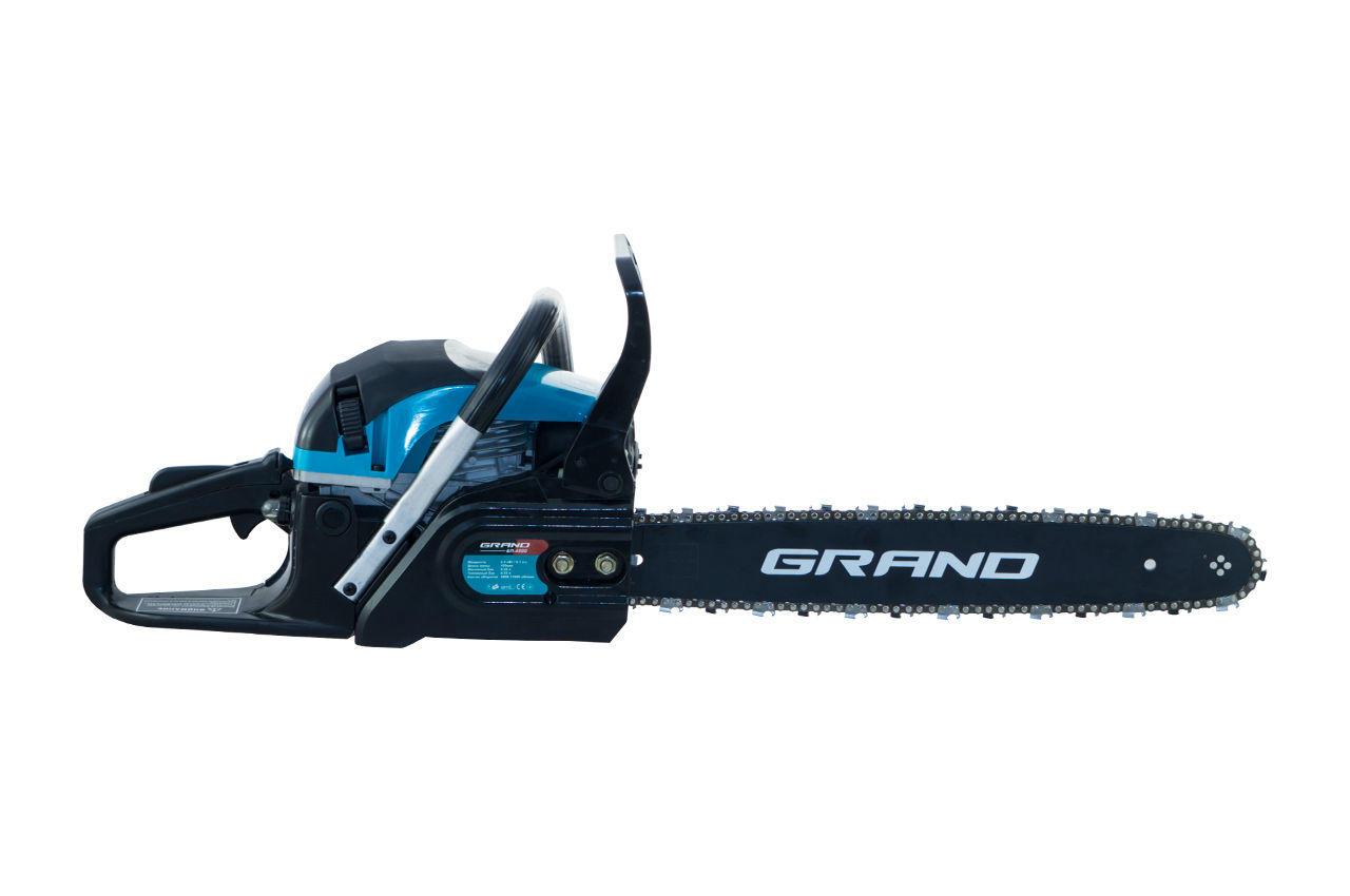 Пила бензиновая Grand - БП-4500 1ш+1ц 1