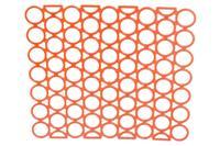 Решетка для раковины HozPlast - 255 x 290 мм, ячейка