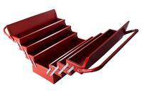 Ящик для инструмента Гранит - 550 мм x 7 секций, металлический