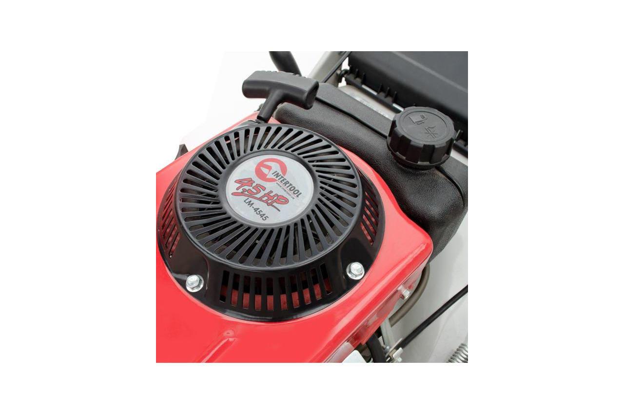 Газонокосилка бензиновая Intertool - 3400 Вт LM-4545 7