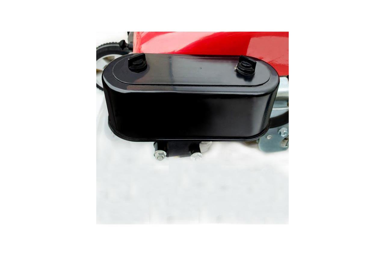 Газонокосилка бензиновая Intertool - 3400 Вт LM-4545 10
