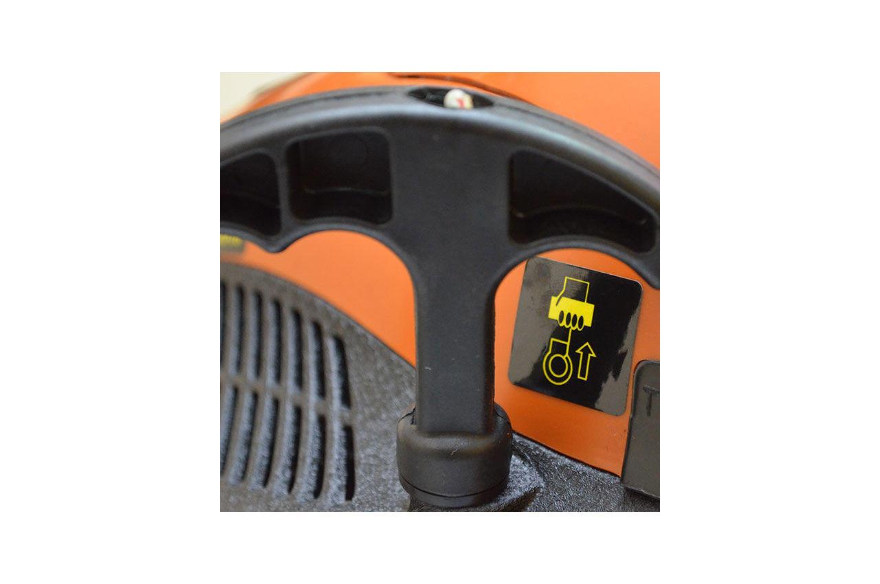 Пила цепная бензиновая Intertool - Storm 2400 Вт 13
