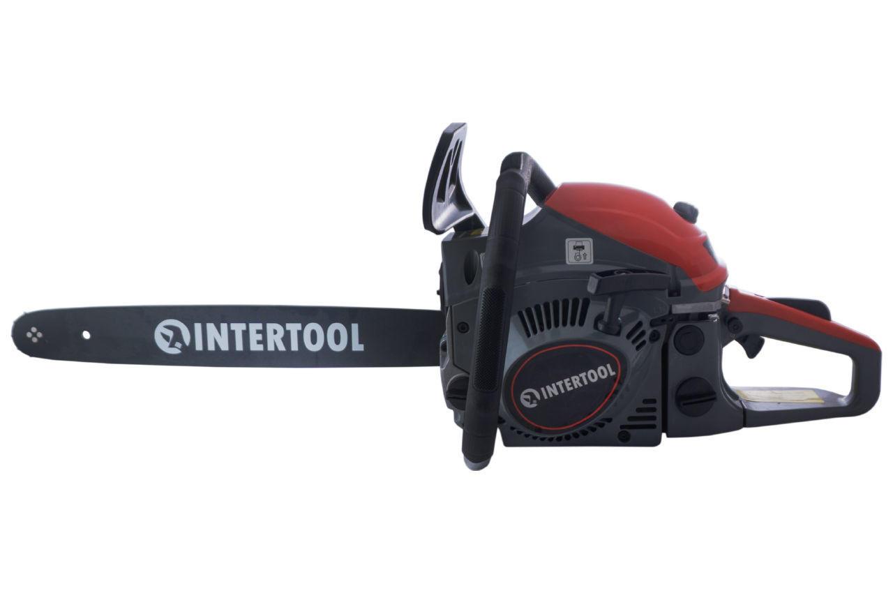 Пила бензиновая Intertool - 2200 Вт DT-2209 1