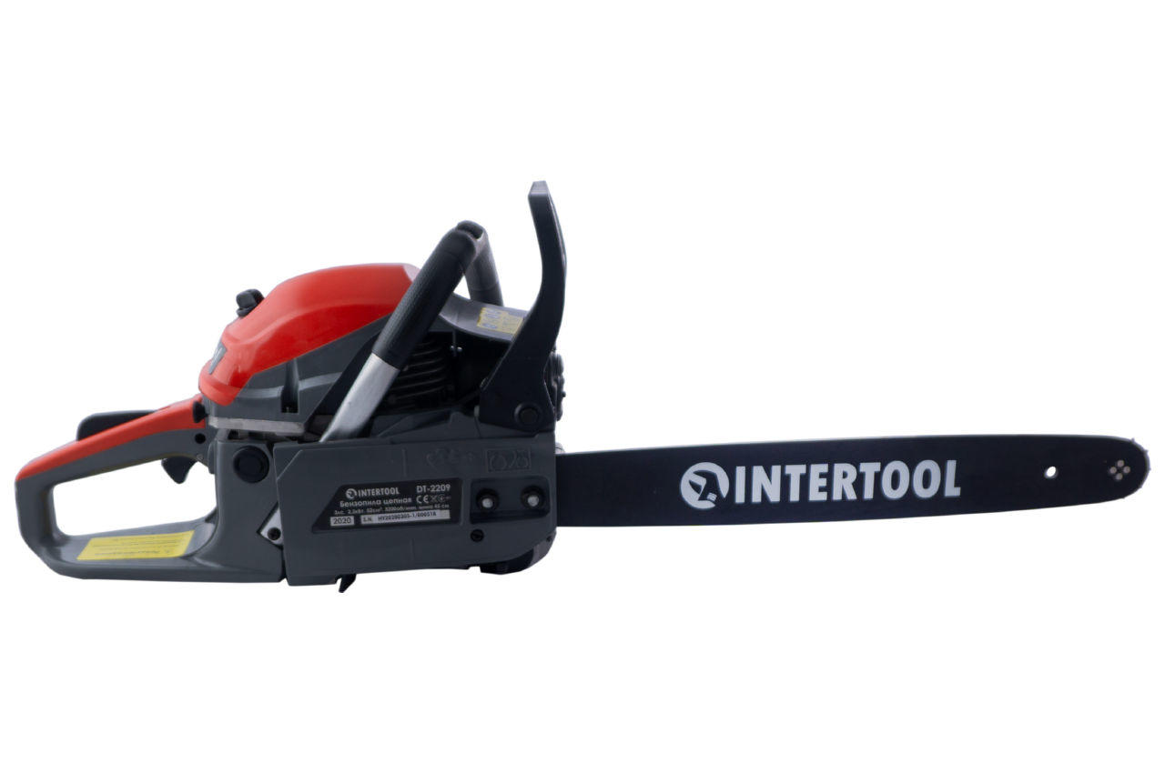 Пила бензиновая Intertool - 2200 Вт DT-2209 2