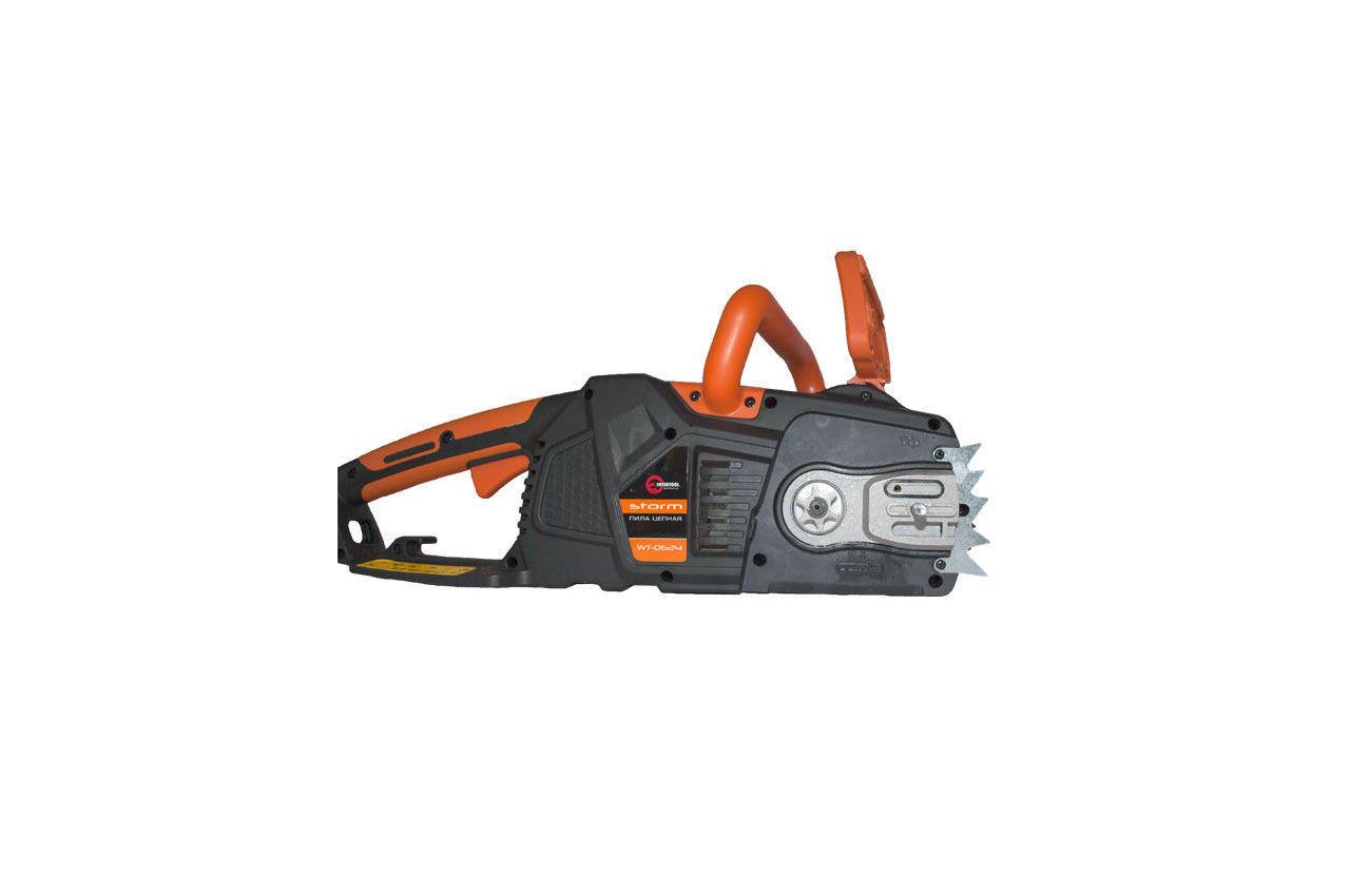 Пила электрическая Intertool - Storm 2400 Вт 8