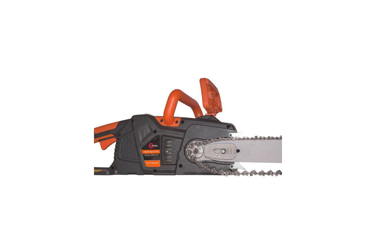 Пила электрическая Intertool - Storm 2400 Вт 9