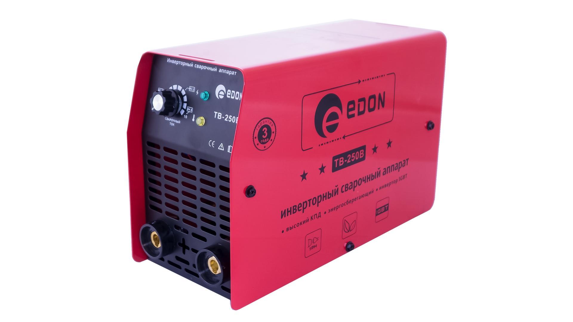 Сварочный инвертор Edon - TB-250B 5