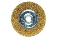 Щетка дисковая Housetools - 200 мм, рифленая