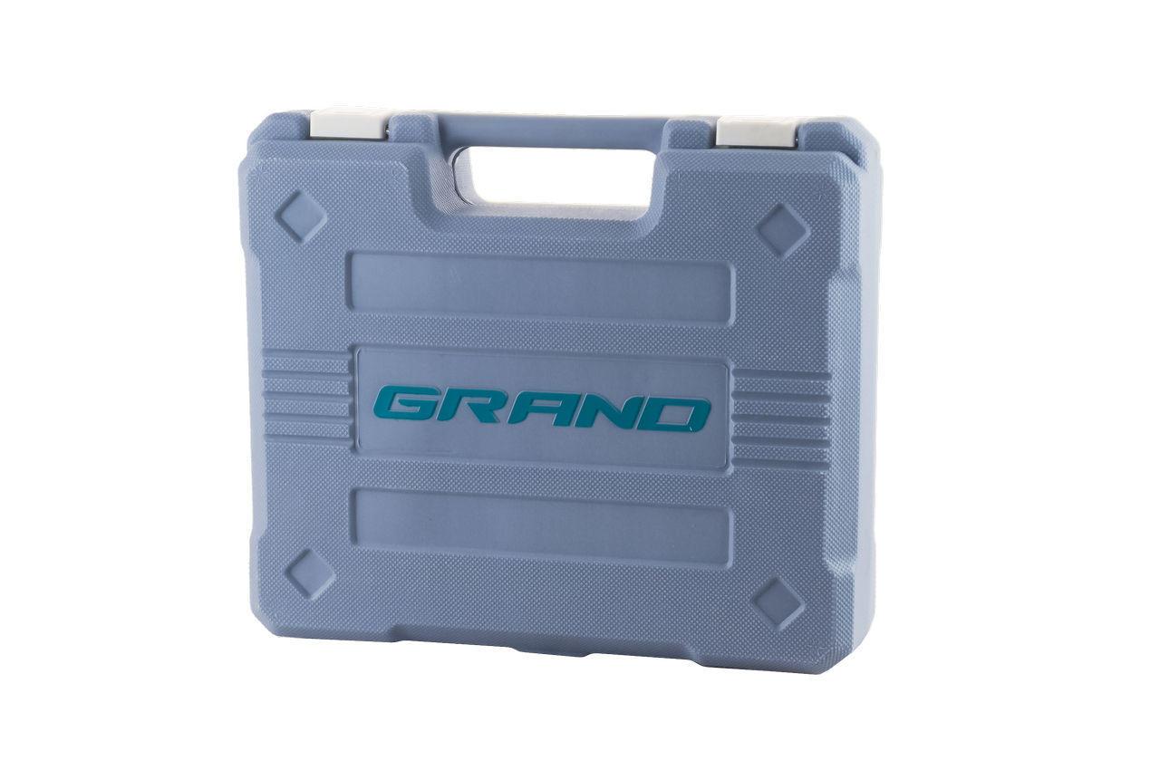 Шуруповерт аккумуляторный Grand - ДА-18-10 3