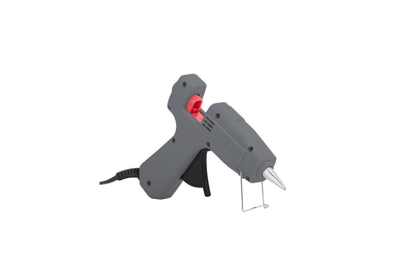 Пистолет клеевой Intertool - 7,2 мм x 20 Вт 4