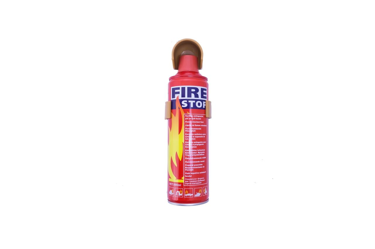 Огнетушитель автомобильный PRC - 0,5 л 1