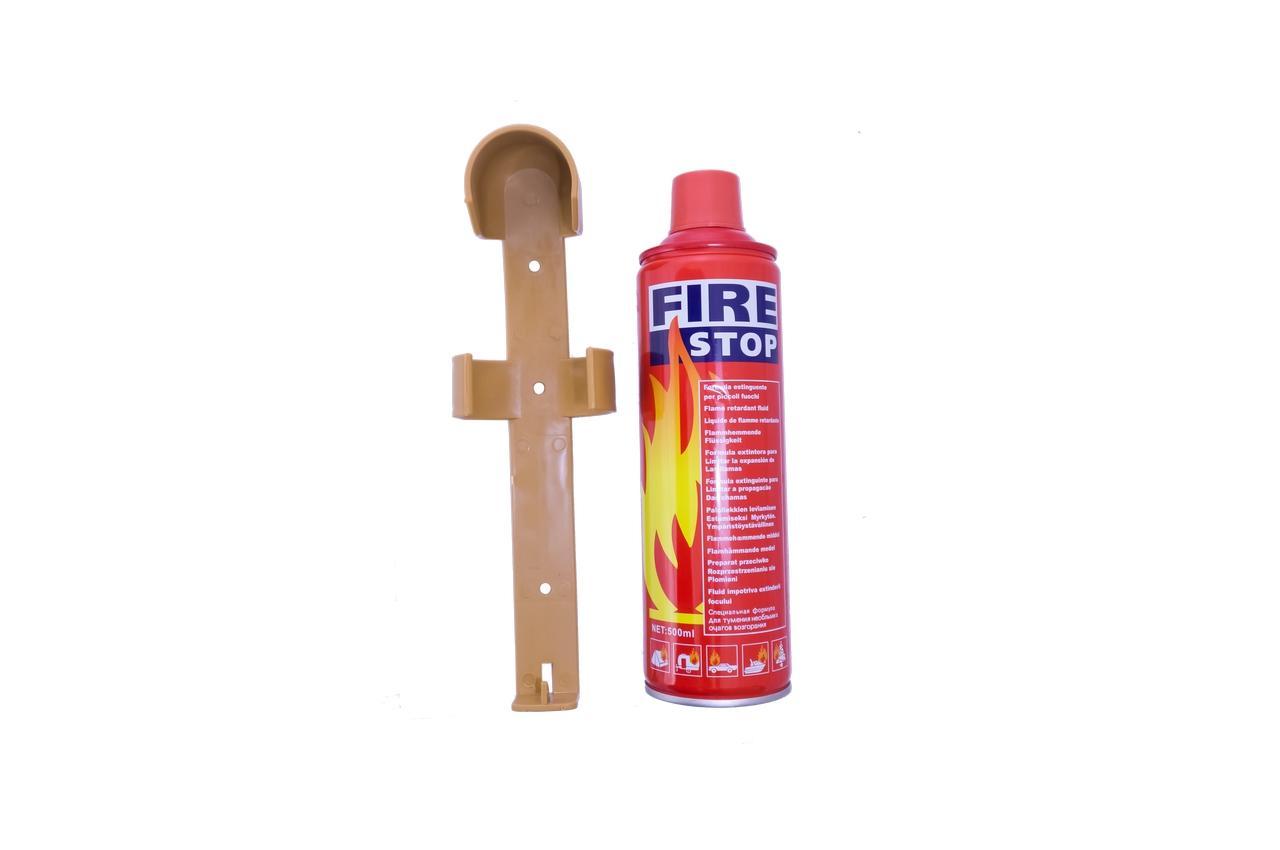 Огнетушитель автомобильный PRC - 0,5 л 2